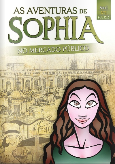 As aventuras de Sophia no mercado Público